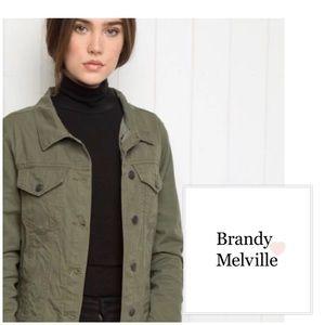 Nrandy Melville Denim Jacket
